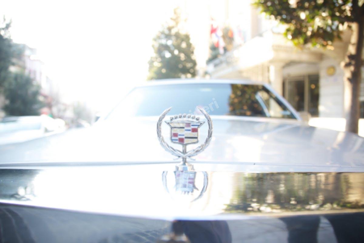 Cadillac STS Fatih Kiralık Araç 5. Fotoğraf