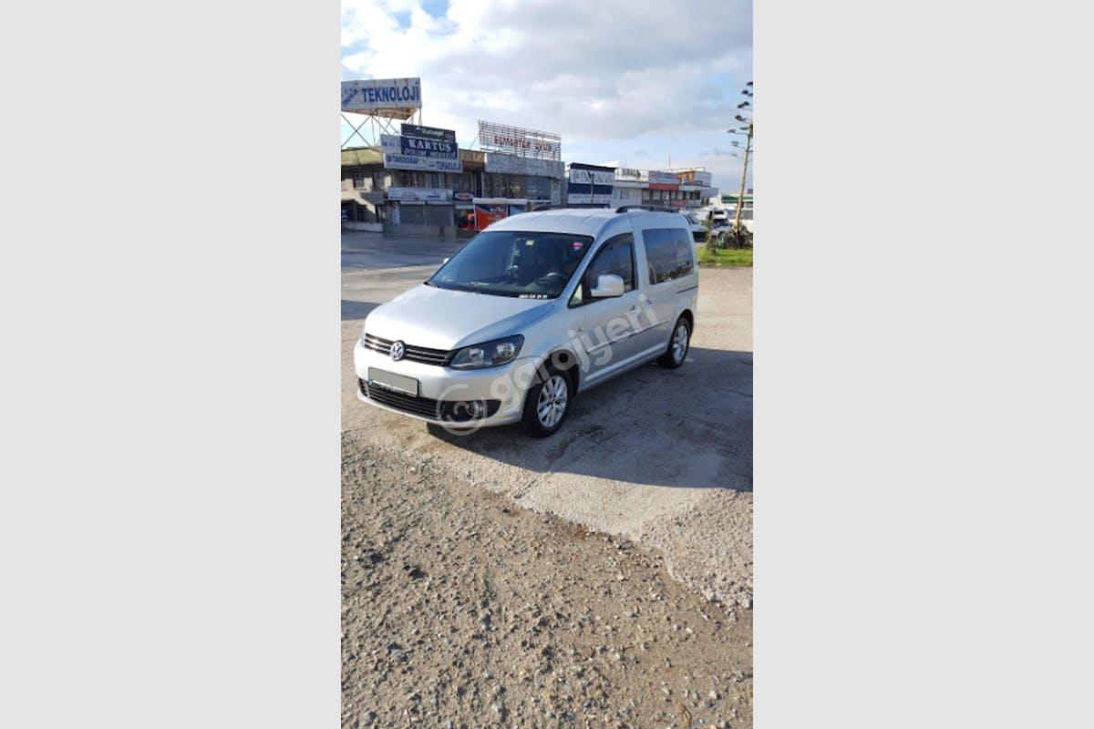 Volkswagen Caddy Nilüfer Kiralık Araç 2. Fotoğraf