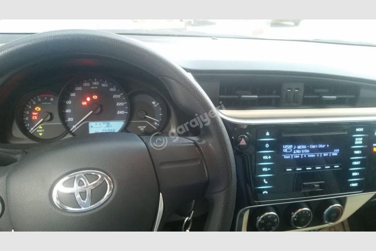 Toyota Corolla Uzunköprü Kiralık Araç 2. Fotoğraf