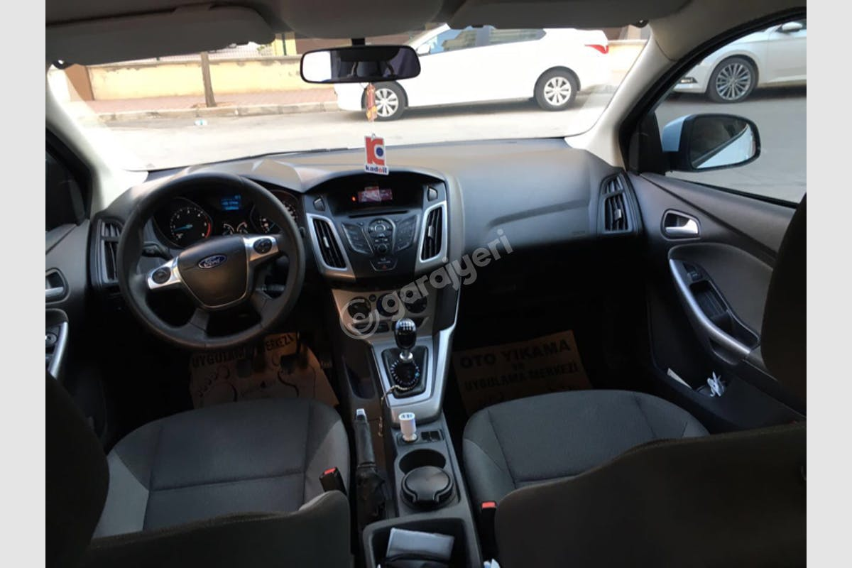 Ford Focus Şahinbey Kiralık Araç 2. Fotoğraf