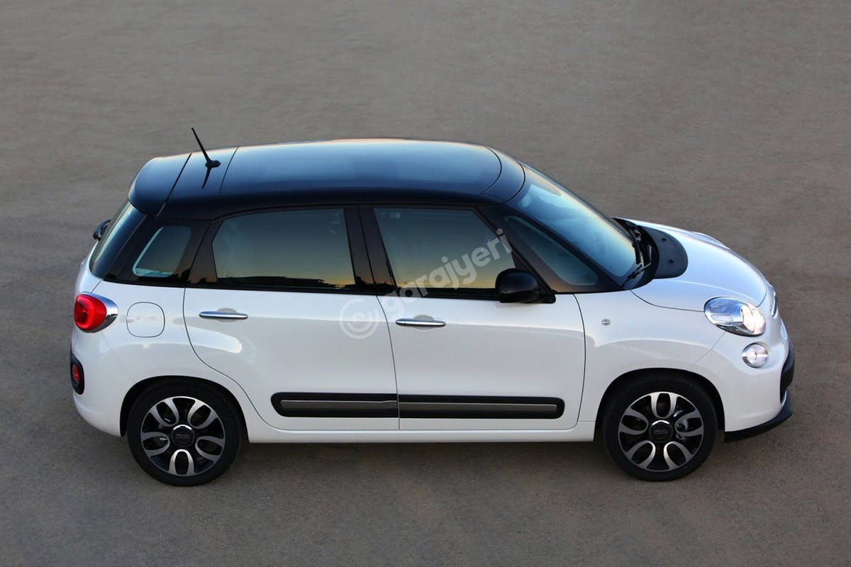 Fiat 500l Tuzla Kiralık Araç 1. Fotoğraf