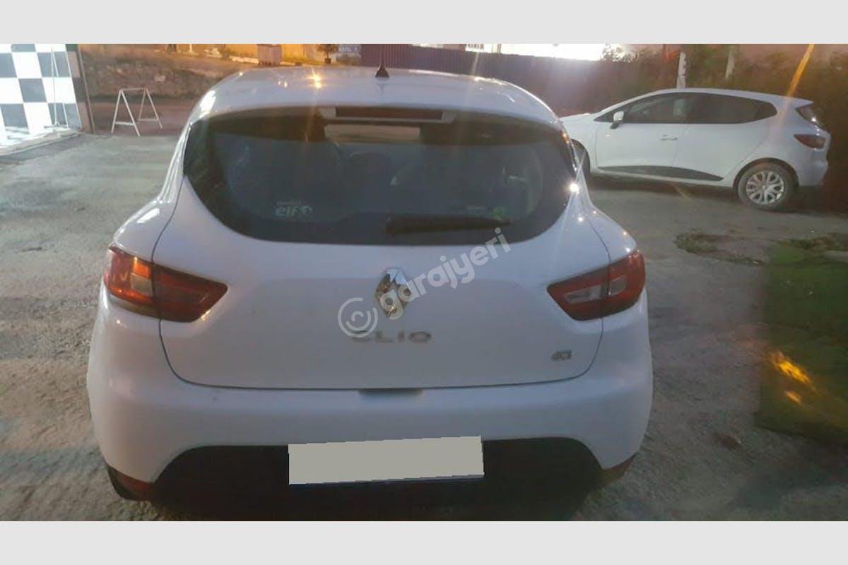 Renault Clio Gaziosmanpaşa Kiralık Araç 1. Fotoğraf