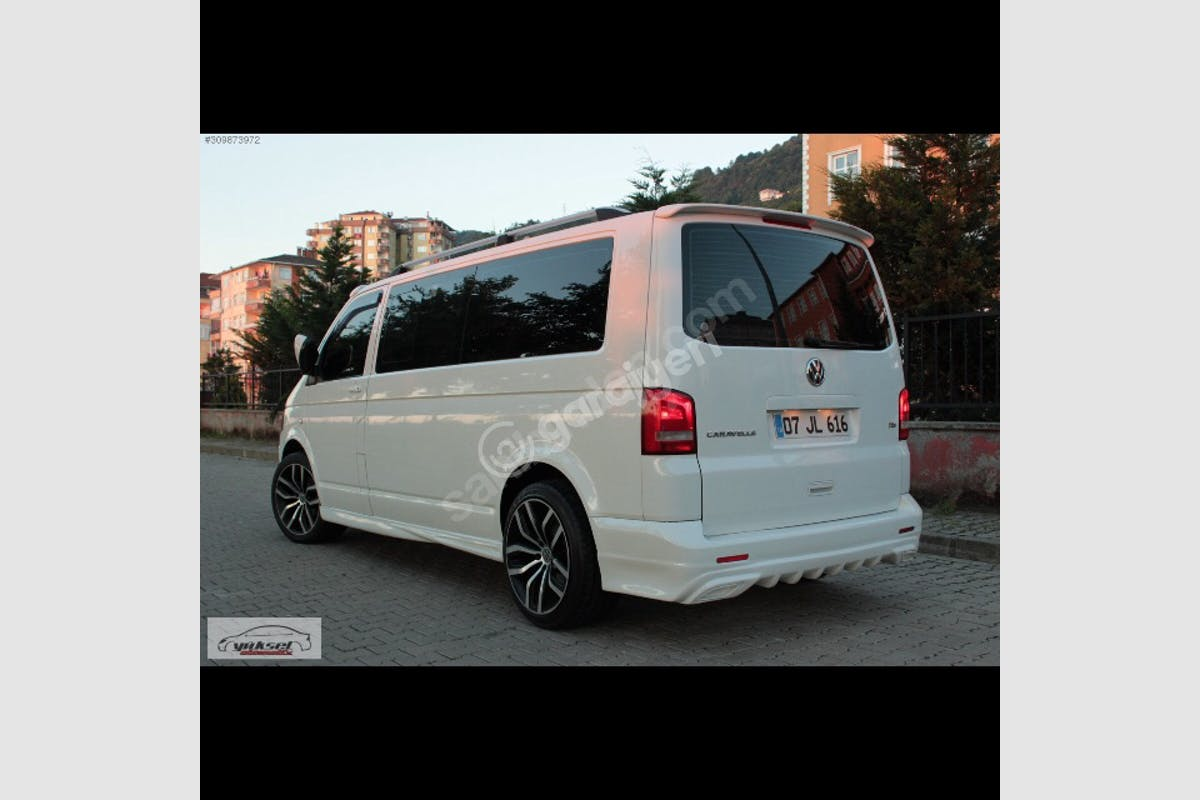 Volkswagen Caravelle Nilüfer Kiralık Araç 2. Fotoğraf