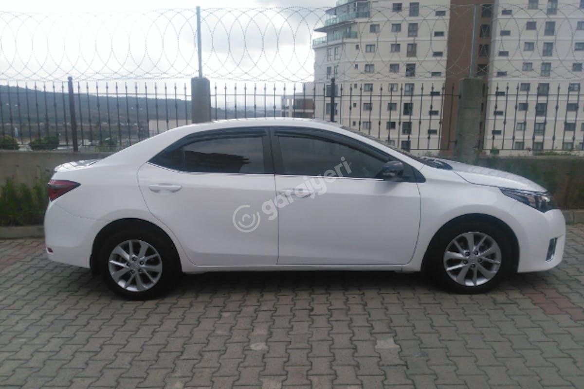 Toyota Corolla Pendik Kiralık Araç 3. Fotoğraf