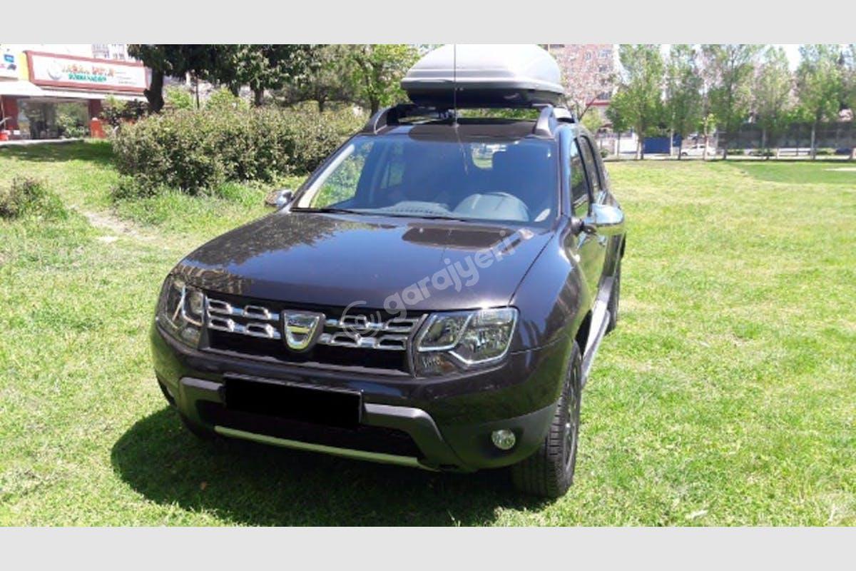 Dacia Duster Beylikdüzü Kiralık Araç 2. Fotoğraf