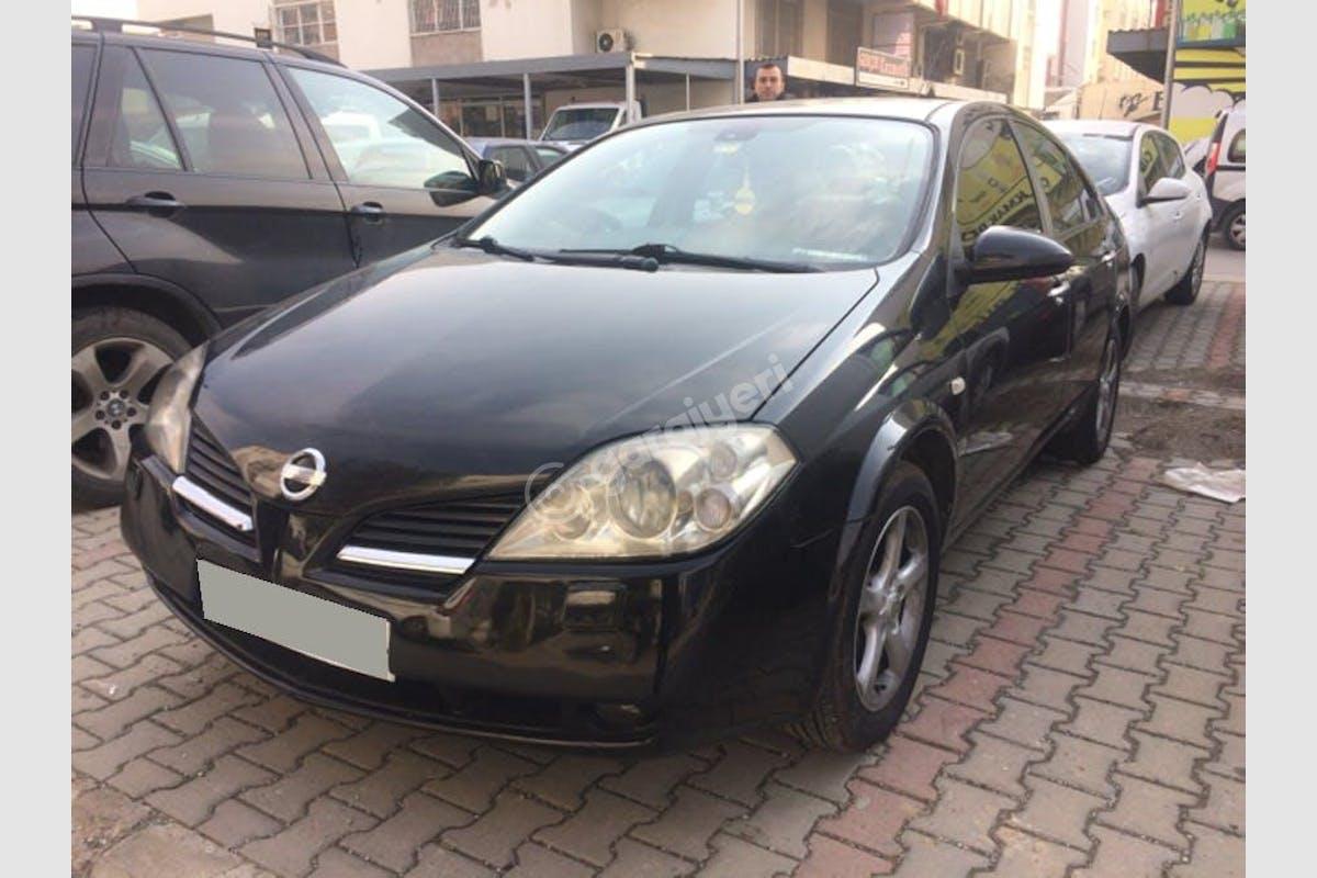 Nissan Primera Konak Kiralık Araç 3. Fotoğraf