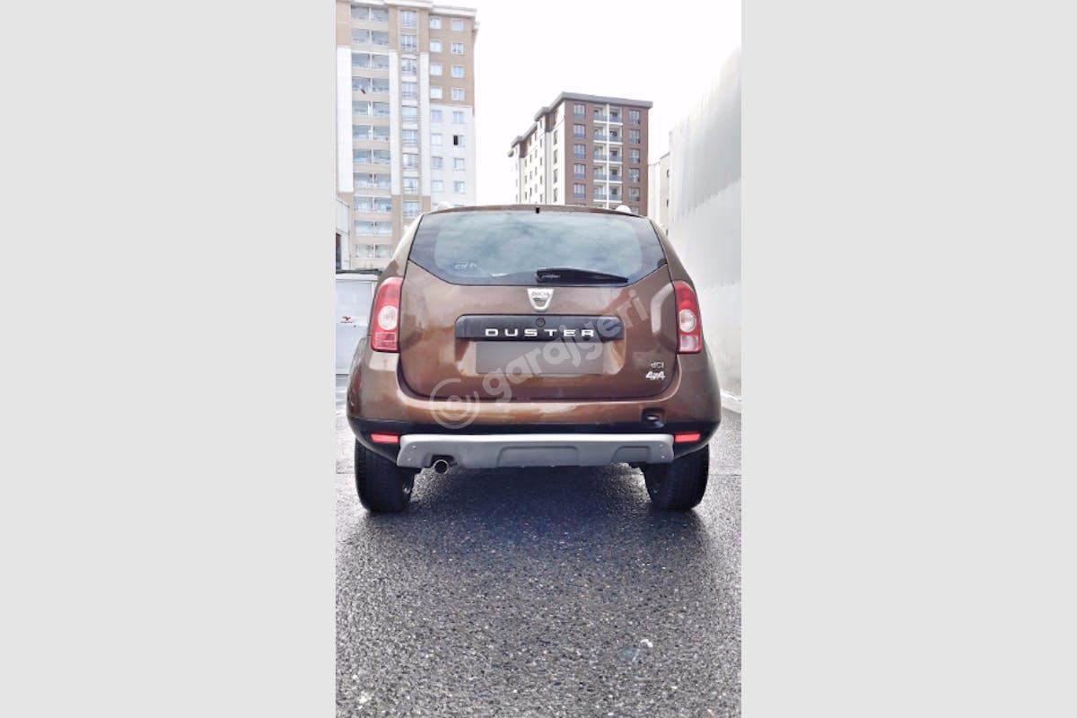 Dacia Duster Bağcılar Kiralık Araç 3. Fotoğraf