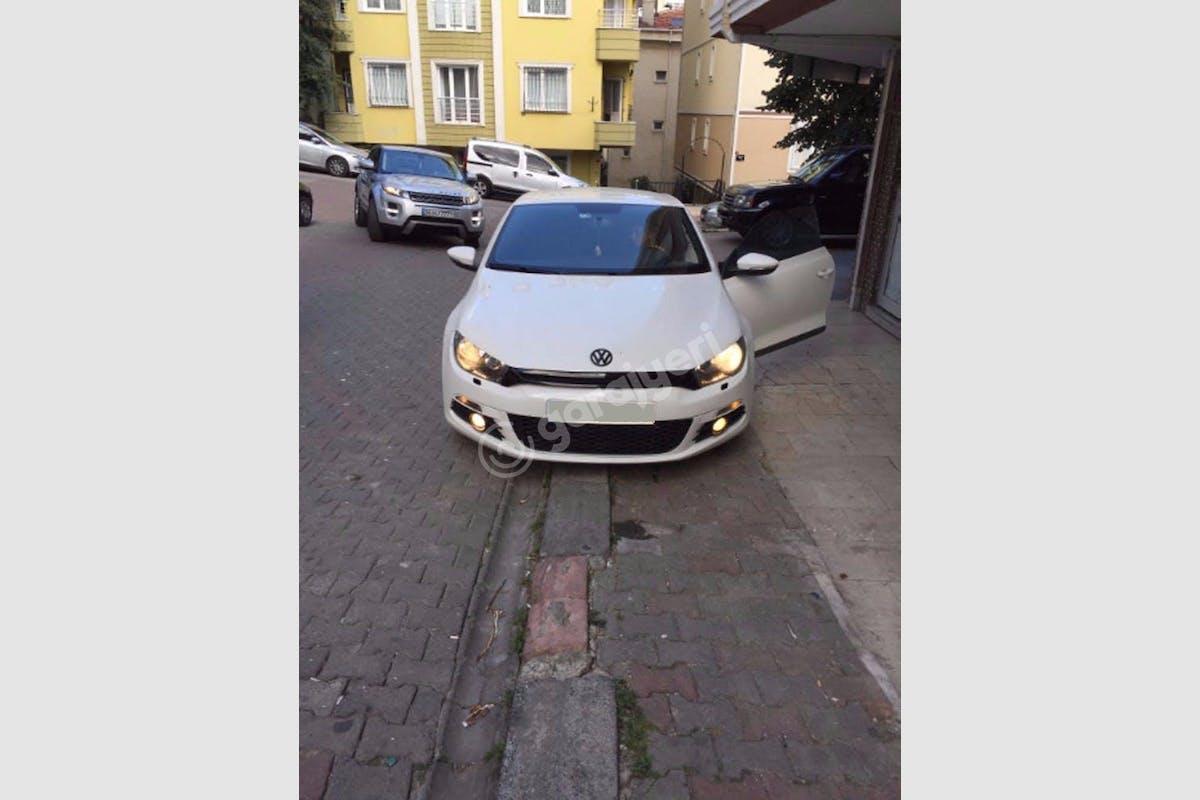 Volkswagen Scirocco Maltepe Kiralık Araç 1. Fotoğraf