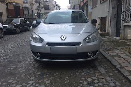 Kiralık Renault Fluence , İstanbul Üsküdar