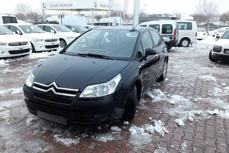 Kiralık Citroën C4 , Konya Karatay