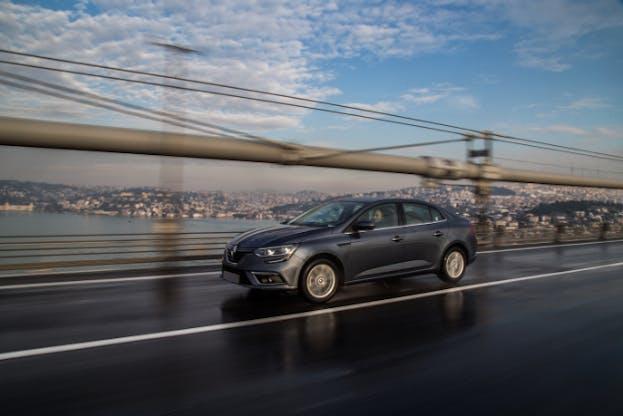 Renault Megane Kiralık Araç