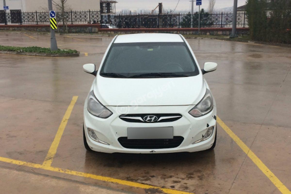 Hyundai Accent Ümraniye Kiralık Araç 1. Fotoğraf