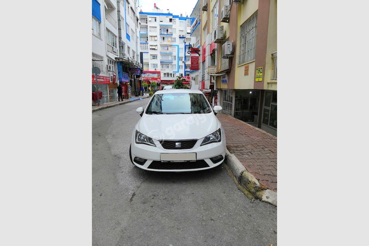 Seat Ibiza Muratpaşa Kiralık Araç 1. Fotoğraf