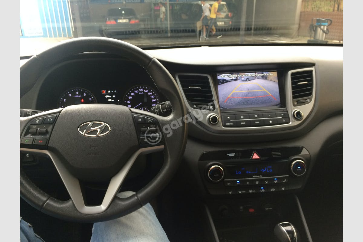 Hyundai Tucson Şişli Kiralık Araç 4. Fotoğraf