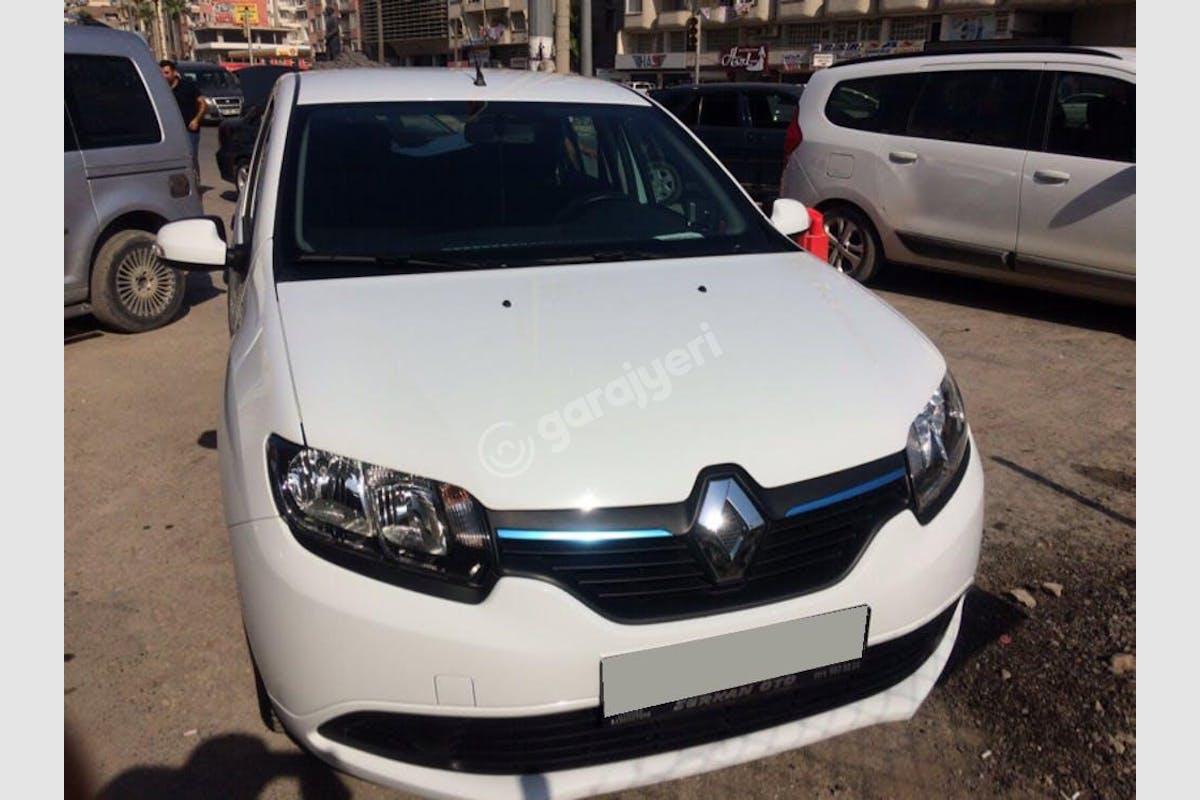Renault Symbol İskenderun Kiralık Araç 1. Fotoğraf