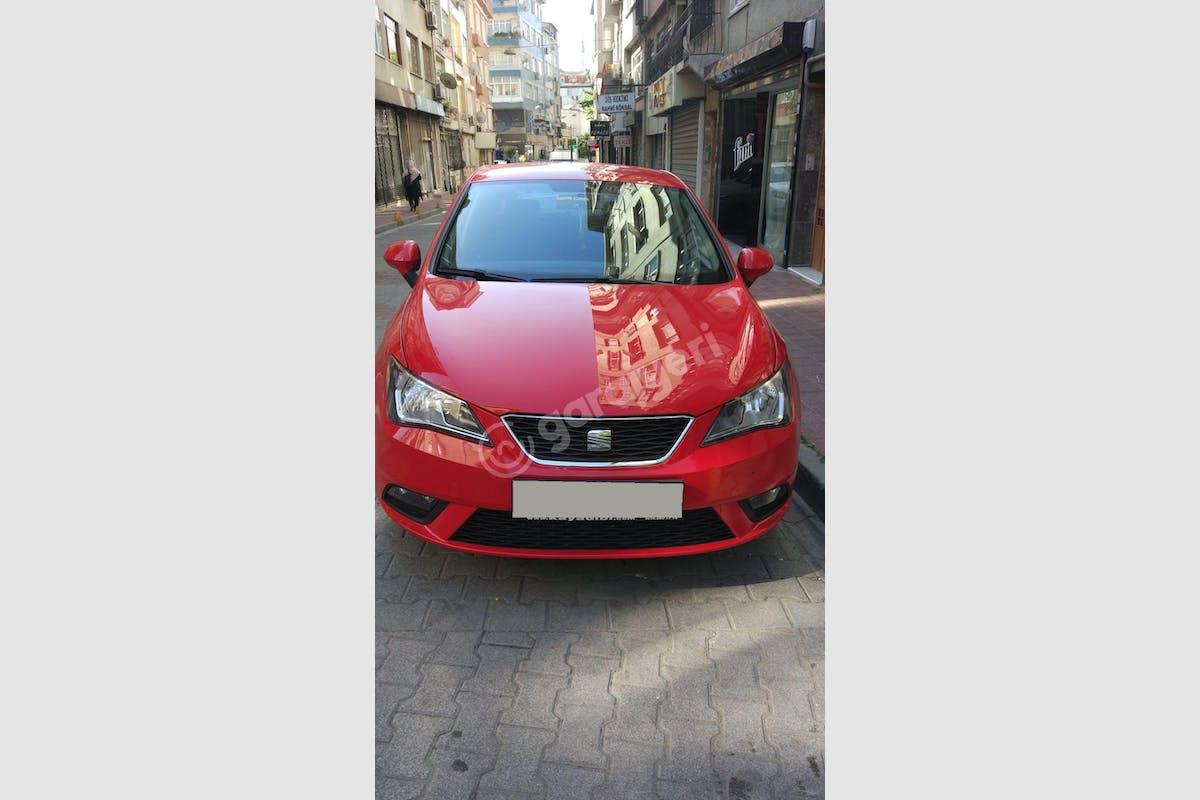 Seat Ibiza Bayrampaşa Kiralık Araç 1. Fotoğraf