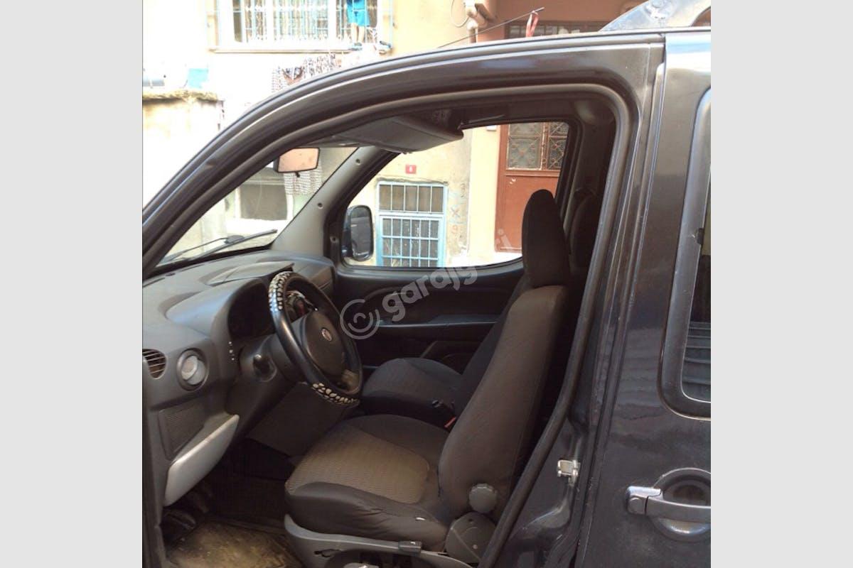Fiat Doblo Küçükçekmece Kiralık Araç 5. Fotoğraf