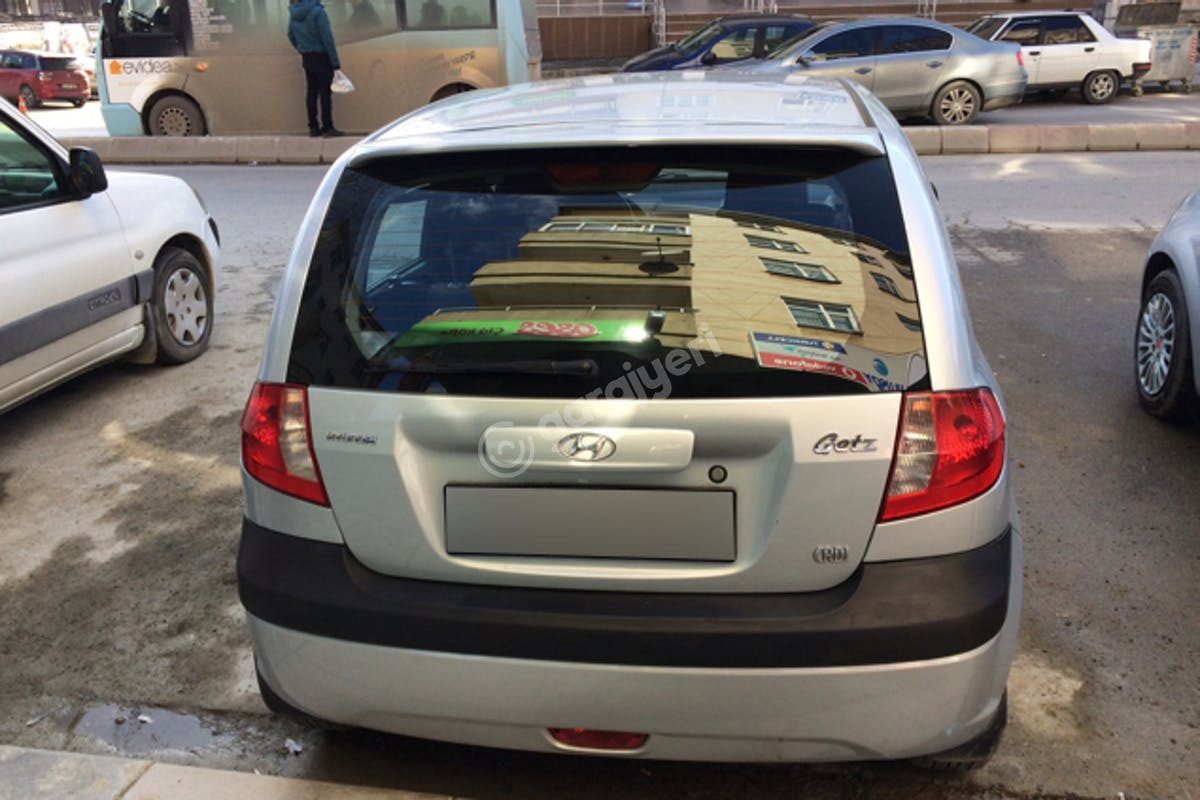Hyundai Getz Kartal Kiralık Araç 6. Fotoğraf