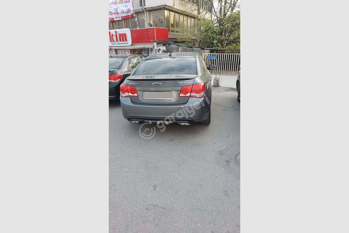 Chevrolet Cruze Kartal Kiralık Araç 6. Fotoğraf