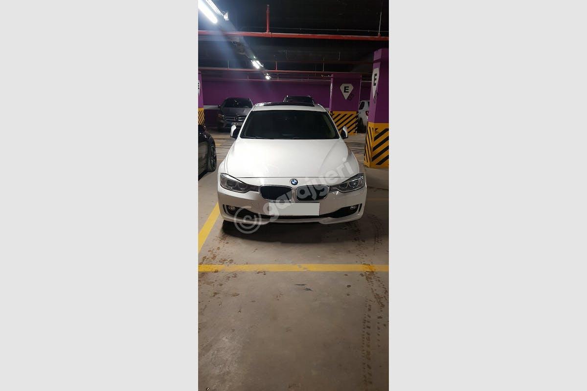 BMW 3 Ataşehir Kiralık Araç 2. Fotoğraf