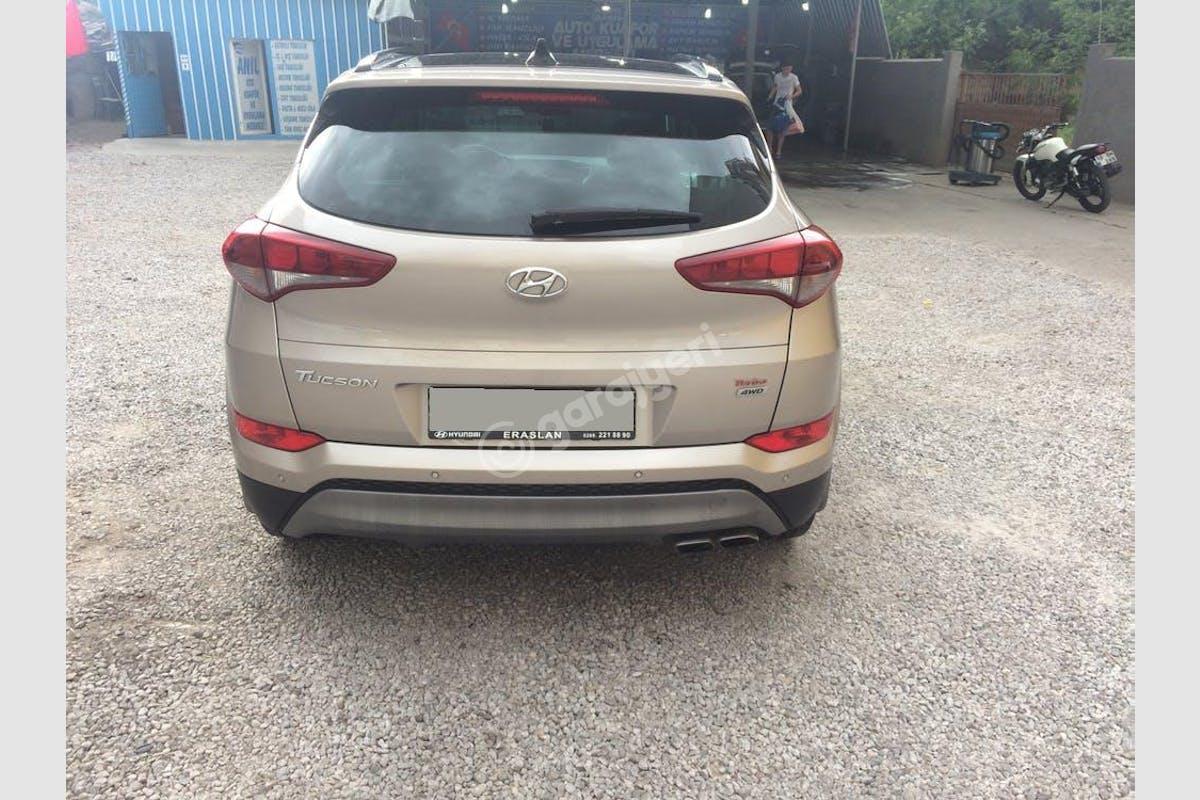 Hyundai Tucson Şişli Kiralık Araç 1. Fotoğraf