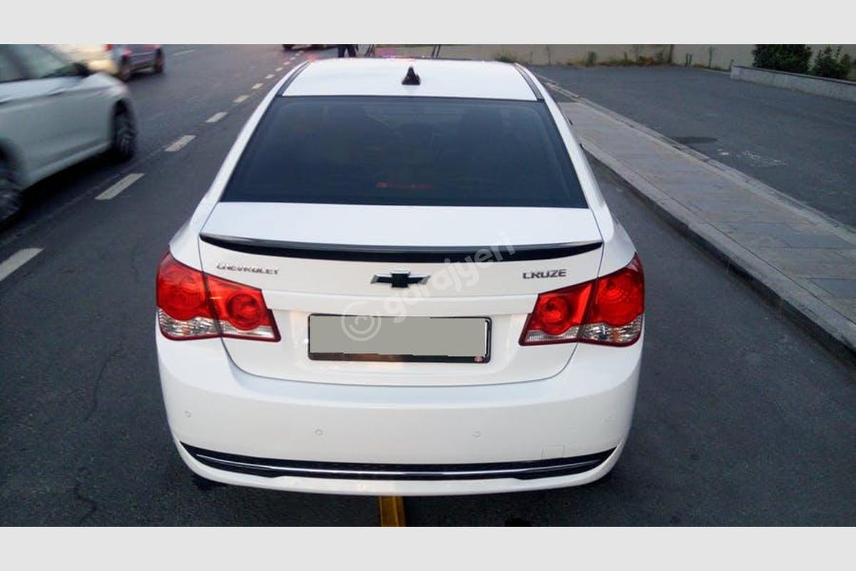 Chevrolet Cruze Küçükçekmece Kiralık Araç 2. Fotoğraf