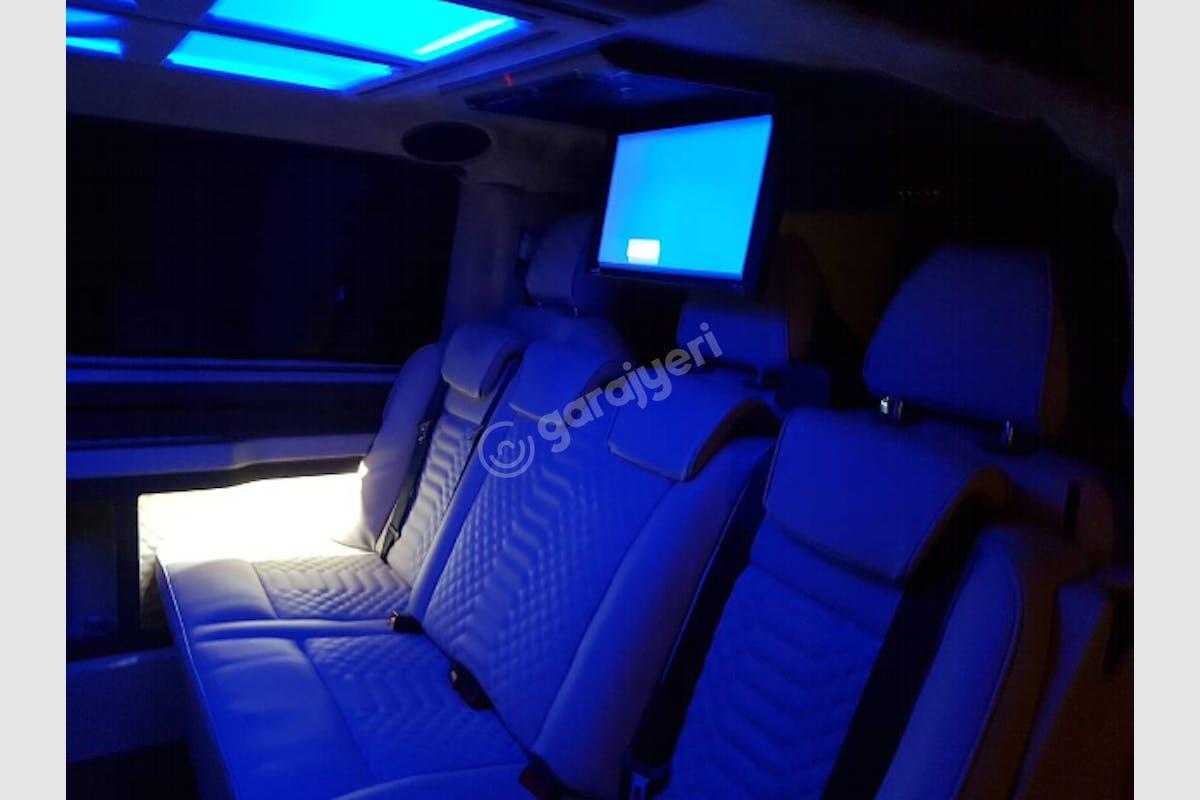 Mercedes - Benz Vito Kağıthane Kiralık Araç 8. Fotoğraf