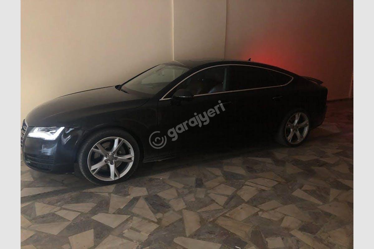 Audi A7 Altındağ Kiralık Araç 3. Fotoğraf
