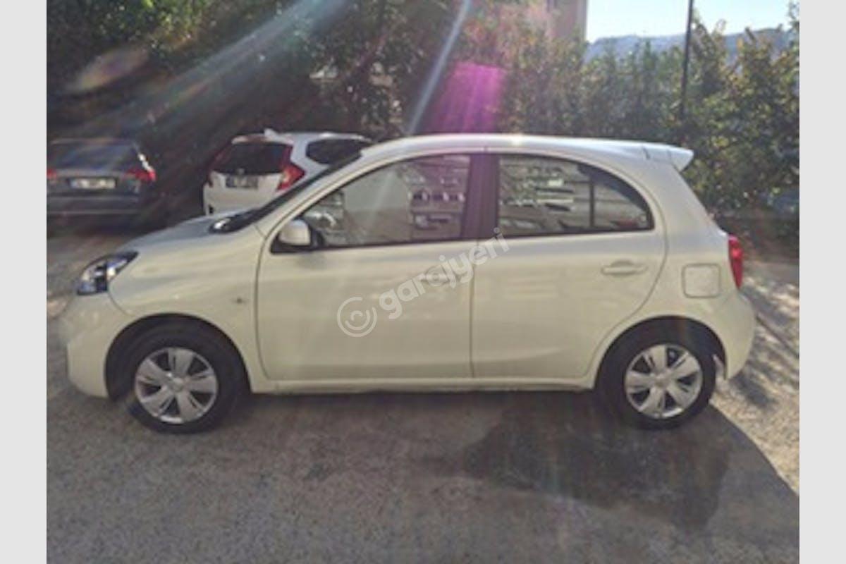 Nissan Micra Beşiktaş Kiralık Araç 3. Fotoğraf