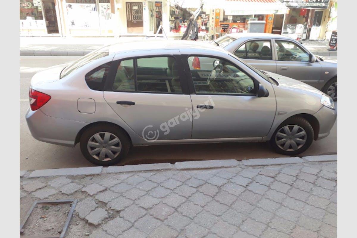 Renault Symbol Merkez Kiralık Araç 2. Fotoğraf