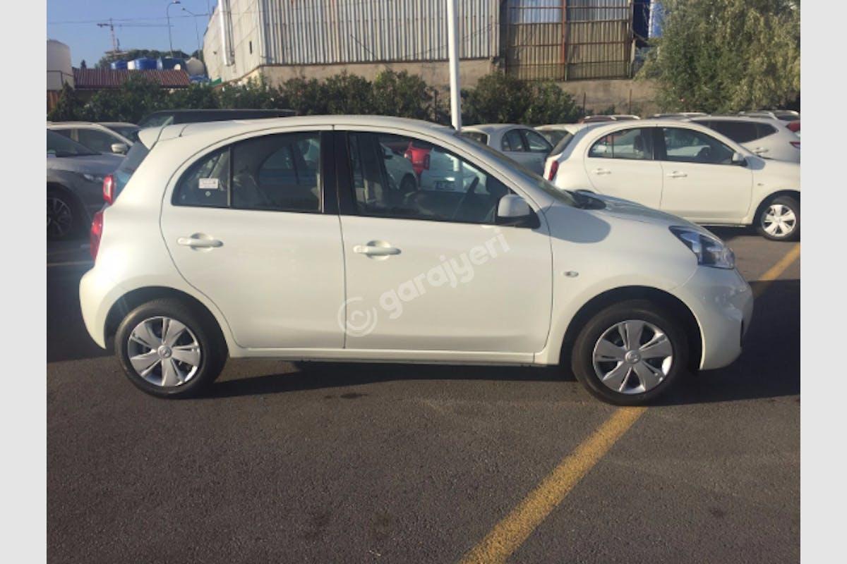 Nissan Micra Zeytinburnu Kiralık Araç 2. Fotoğraf