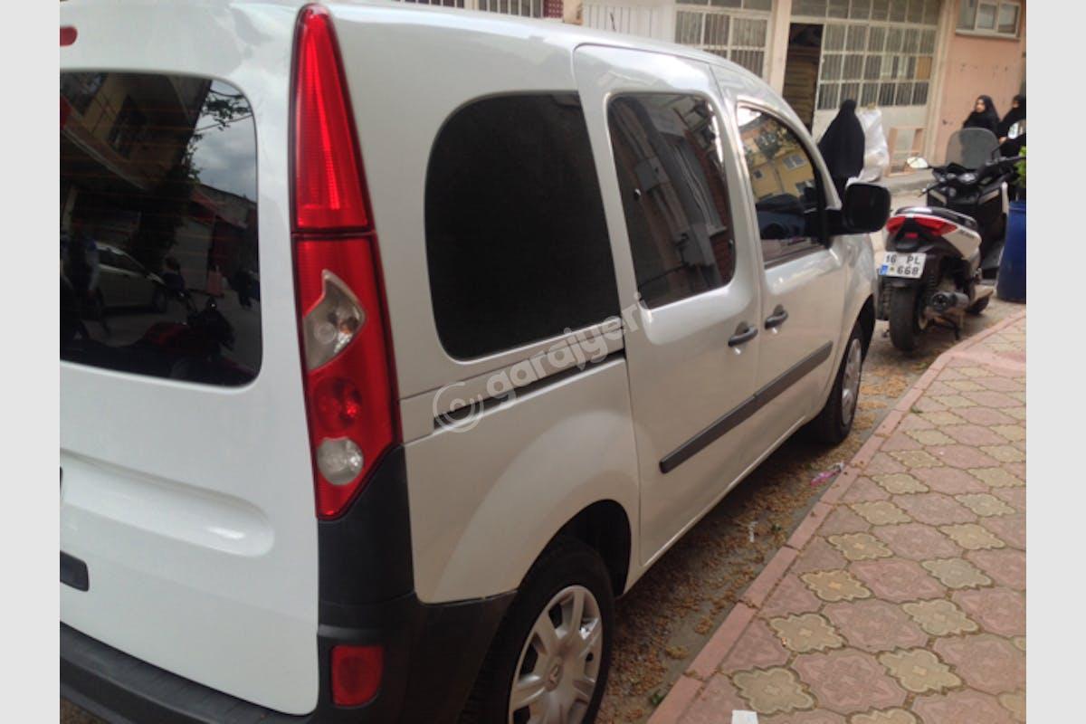 Renault Kangoo Bağcılar Kiralık Araç 4. Fotoğraf