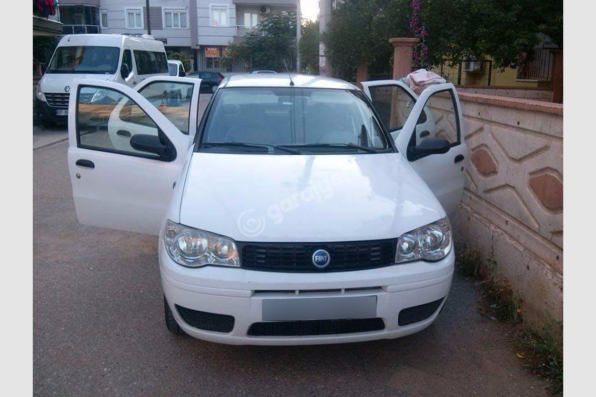 Fiat Albea Kemer Kiralık Araç 4. Fotoğraf