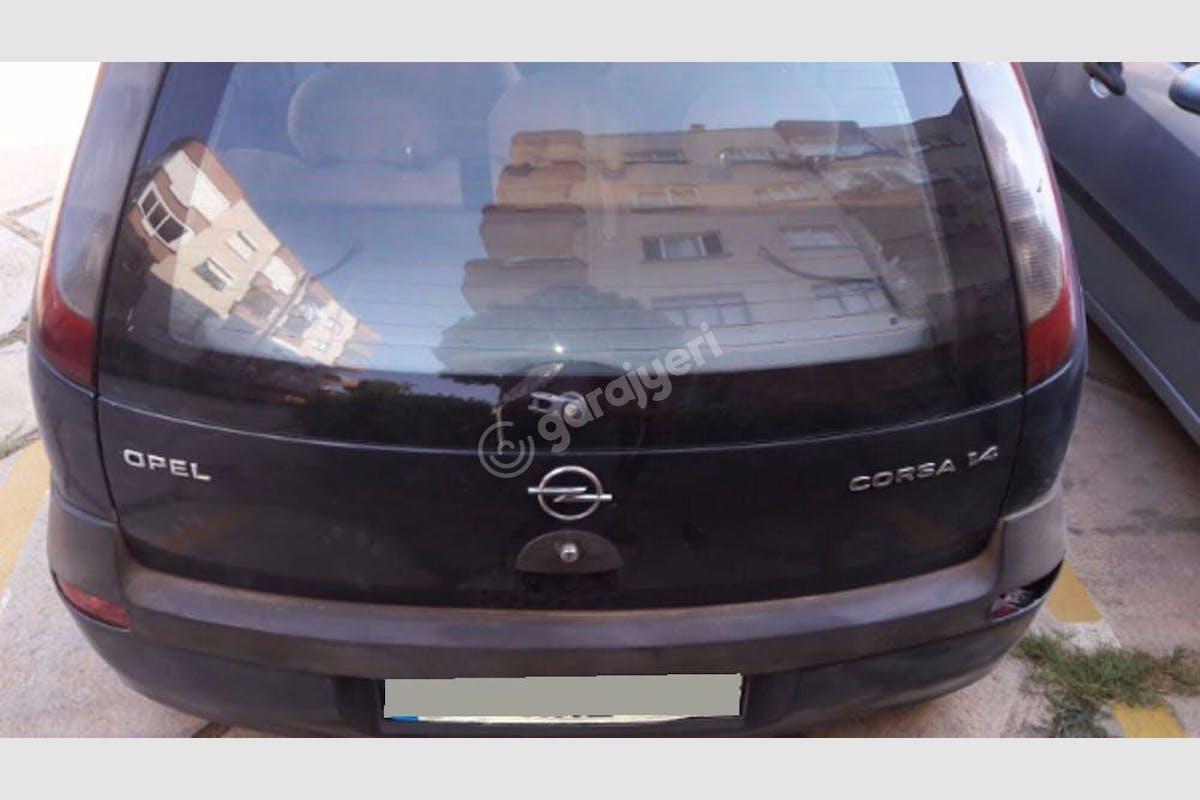 Opel Corsa Yenişehir Kiralık Araç 7. Fotoğraf