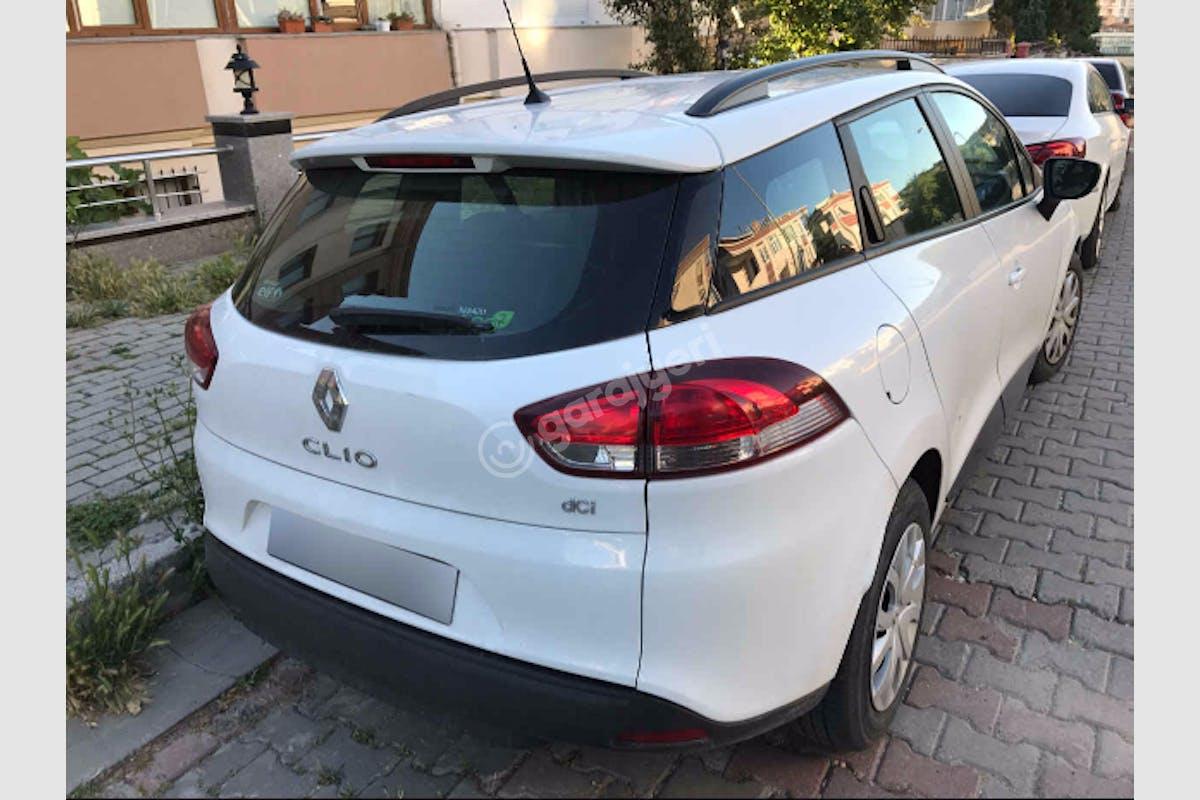 Renault Clio Beylikdüzü Kiralık Araç 3. Fotoğraf