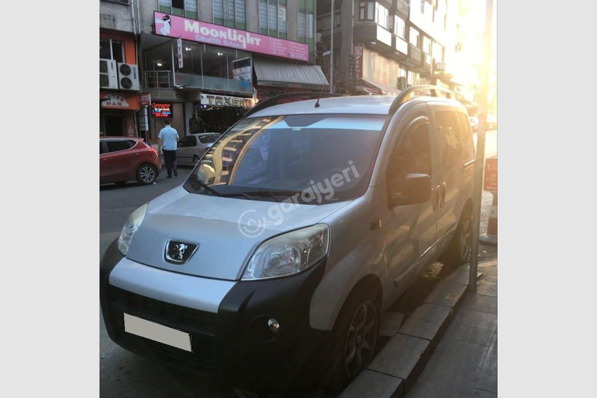 Peugeot Bipper Şişli Kiralık Araç 2. Fotoğraf