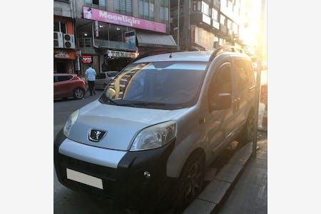 Kiralık Peugeot Bipper , İstanbul Bahçelievler