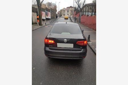 Kiralık Volkswagen Jetta 2015 , İstanbul Gaziosmanpaşa