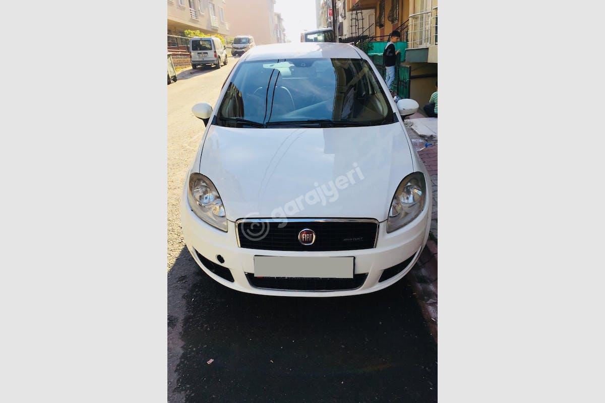 Fiat Linea Kadıköy Kiralık Araç 2. Fotoğraf