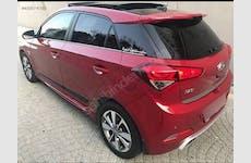 Hyundai i20 Çukurova Kiralık Araç 2. Thumbnail