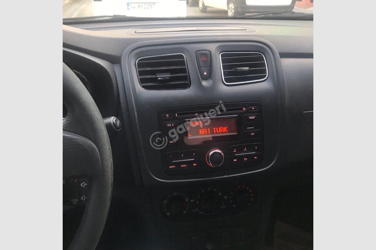 Renault Symbol Bakırköy Kiralık Araç 4. Fotoğraf
