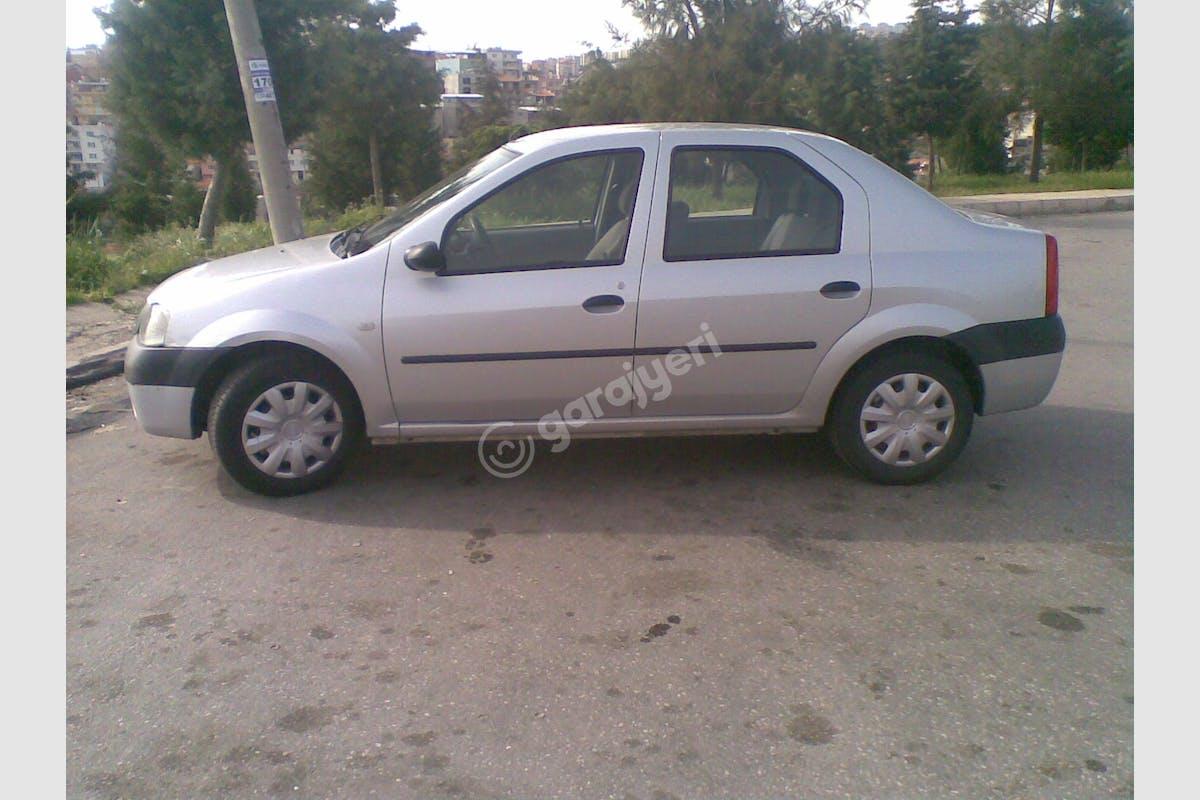 Dacia Logan Karşıyaka Kiralık Araç 1. Fotoğraf
