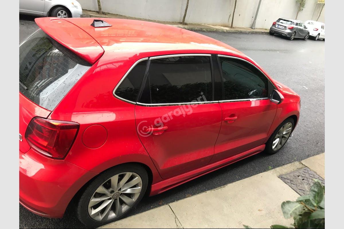 Volkswagen Polo Küçükçekmece Kiralık Araç 9. Fotoğraf