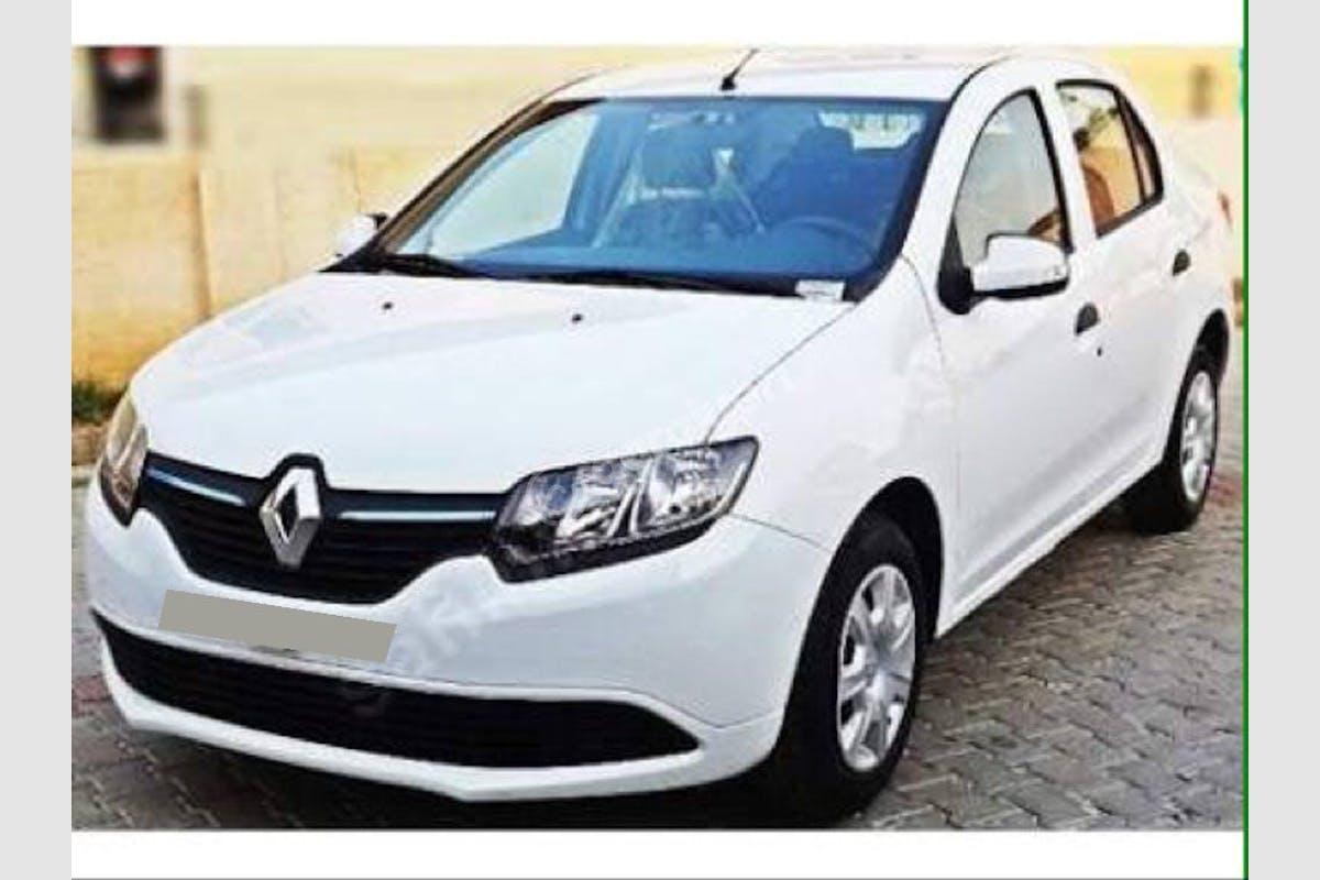 Renault Symbol Bağlar Kiralık Araç 1. Fotoğraf
