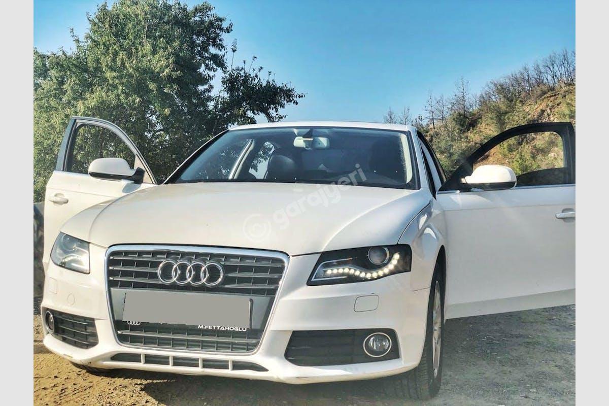 Audi A4 Beykoz Kiralık Araç 2. Fotoğraf