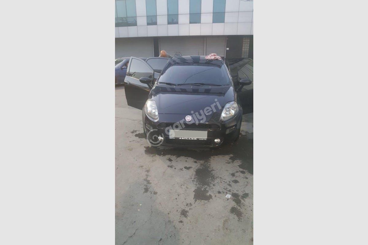Fiat Punto Bağcılar Kiralık Araç 1. Fotoğraf