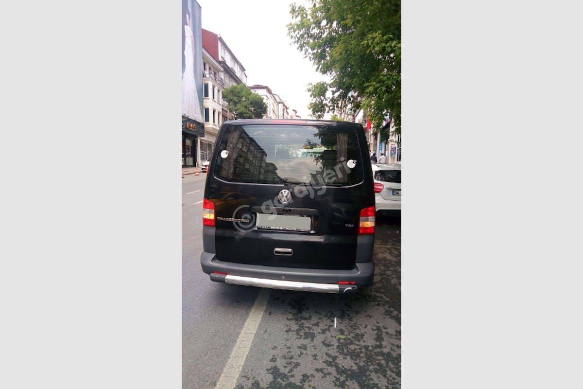 Volkswagen Transporter Fatih Kiralık Araç 4. Fotoğraf