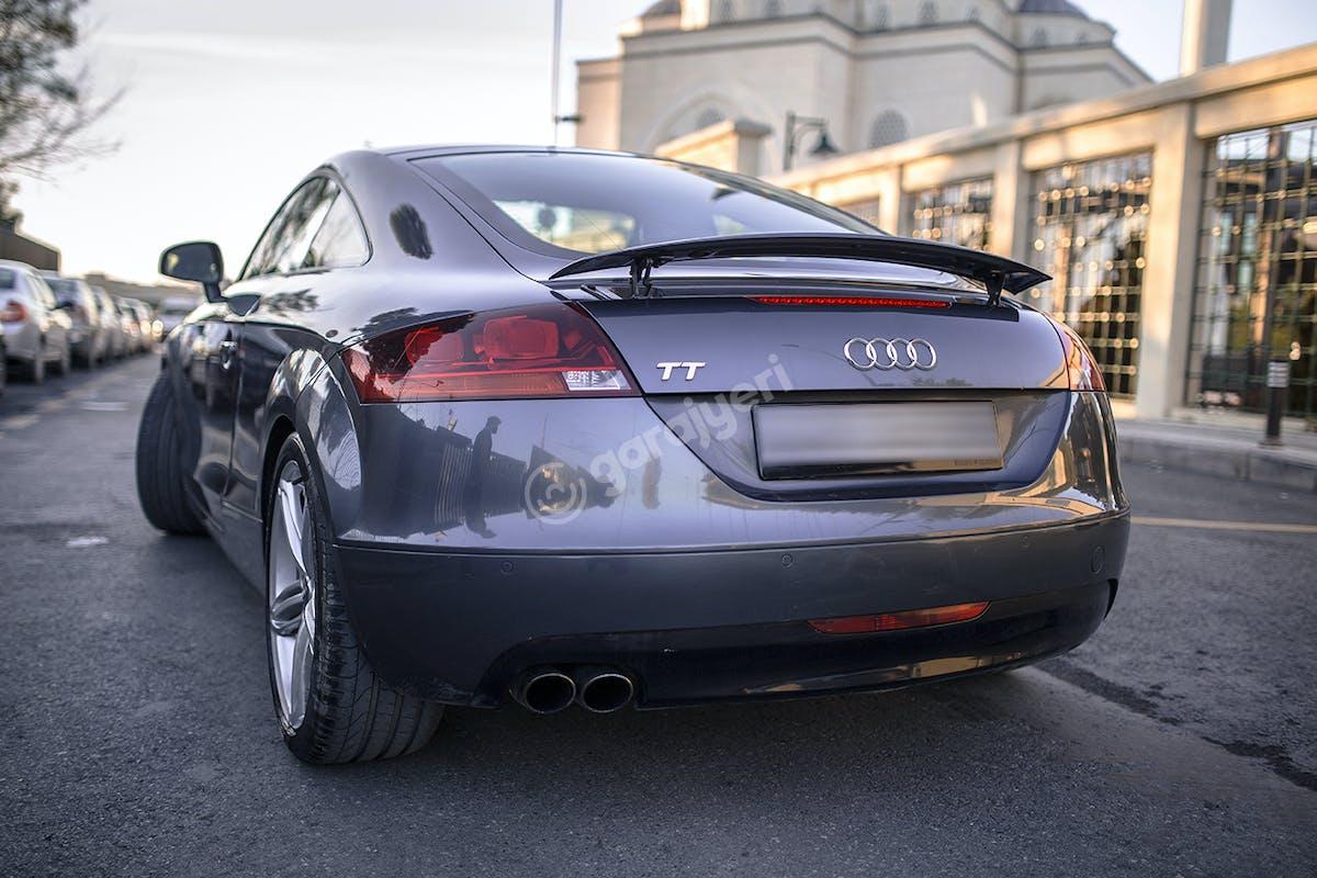 Audi TT Üsküdar Kiralık Araç 5. Fotoğraf