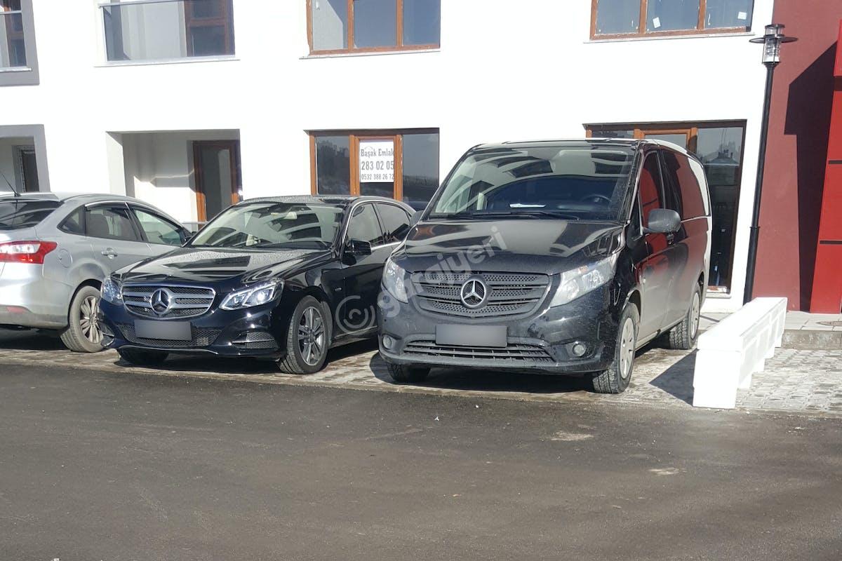 Mercedes - Benz E Etimesgut Kiralık Araç 2. Fotoğraf