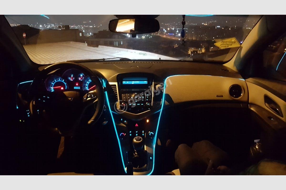 Chevrolet Cruze Kartal Kiralık Araç 7. Fotoğraf